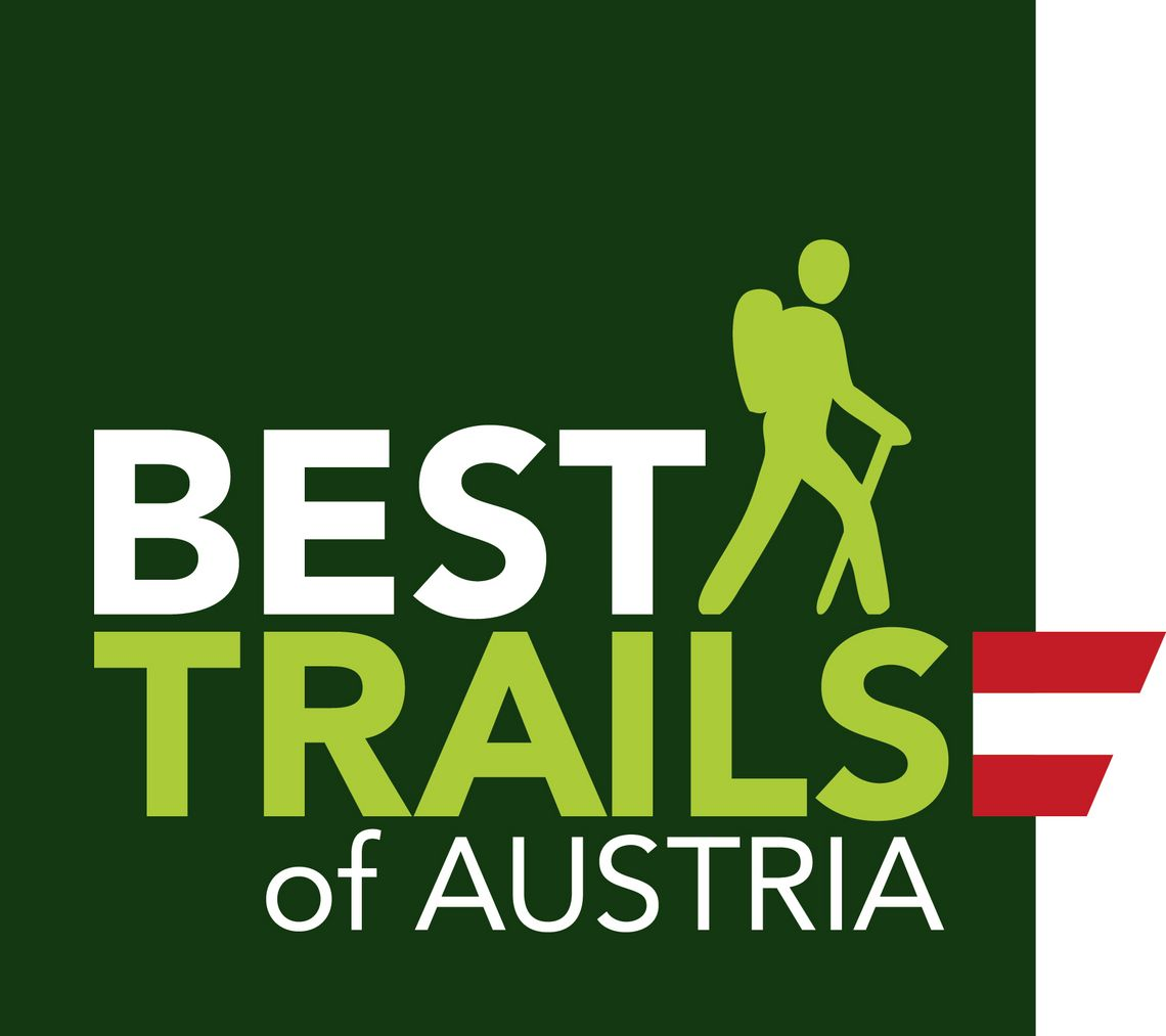 Logo der Best Trails Austria